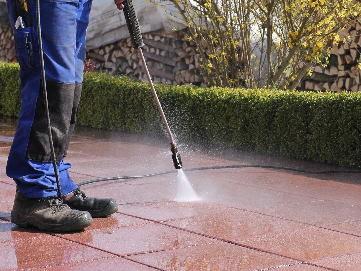 Welcome Building Maintenance | Concord, CA | Pressure Washing | Gallery
